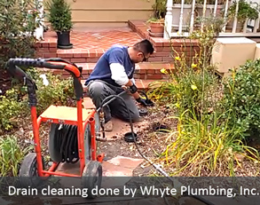 drain cleaning san fernando valley